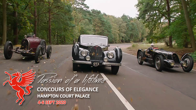 Passion of a lifetime - Concours of Elegance