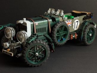 LEGO Bentley 'Blower'