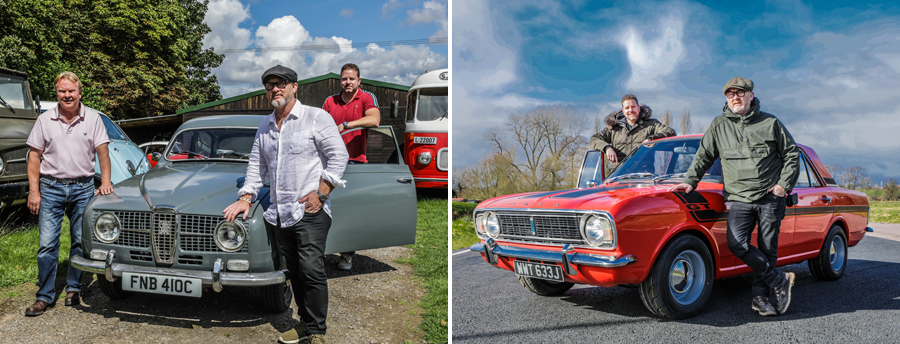 Salvage Hunters Classic Cars - Episode 2