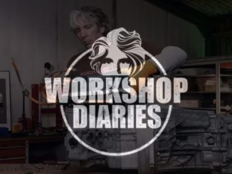 Edd China - Workshop Diaries