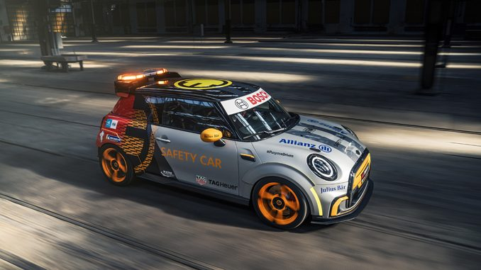 Formula E - Mini Electric Pacesetter