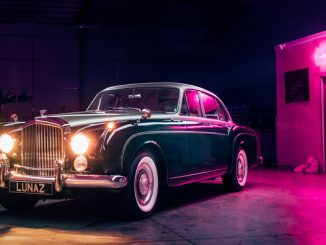 Electric Bentley S2 Flying Spur