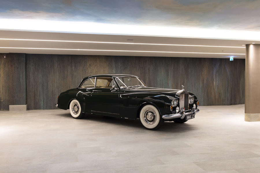 1965 Rolls-Royce Silver Cloud III Saloon Coupé by James Young