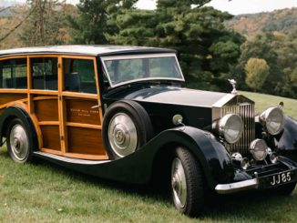 1933 Rolls-Royce Shooting Brake (Woodie)
