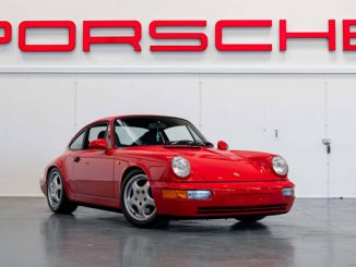 Porsche 964 - Leonard Collection