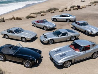 Neil Peart estate 'Silver Surfers' car collection