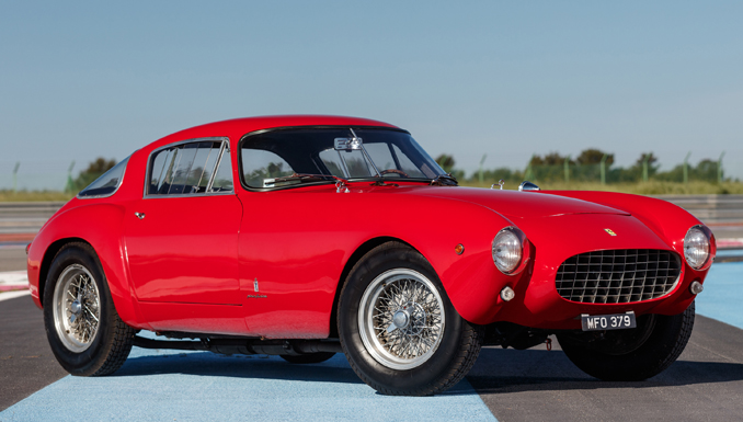 Ferrari 250 GT Berlinetta Joins 75 Road And Race Cars Offered For Sale