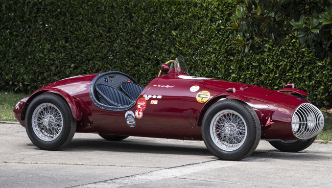 This Period Race Winning 1950 OSCA MT4-2AD Is Up For Sale