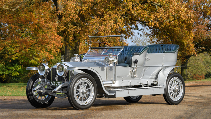The Most Compelling Rolls-Royce Ever Built Heads To Concours